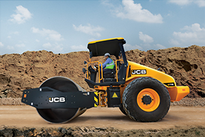 JCB Single Drum Vibratory Rollers Price India UAT