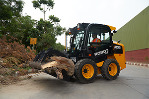 JCB Skid Steer Loaders Price India UAT