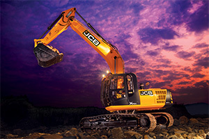 JCB Tracked Excavator Price India UAT