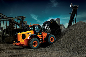 JCB Wheeled Loaders Price India UAT