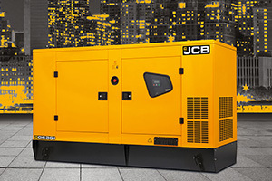 JCB Generators Price India UAT