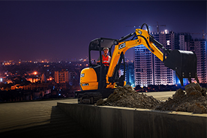 JCB Mini Excavators Price India UAT