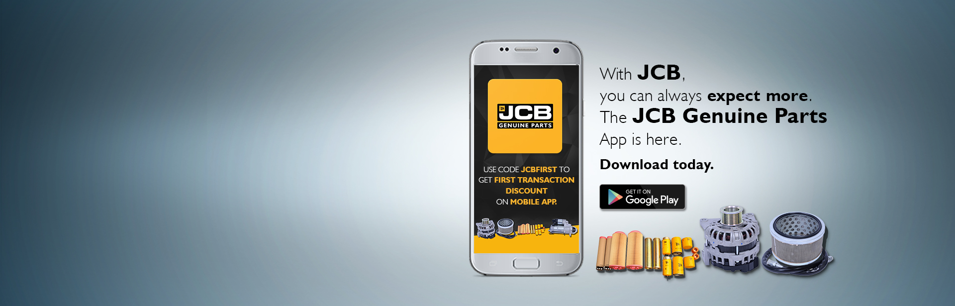 JCB GENUINE PARTS Jaipur